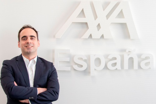 Christophe Avenel, nuevo director de Finanzas de Axa España