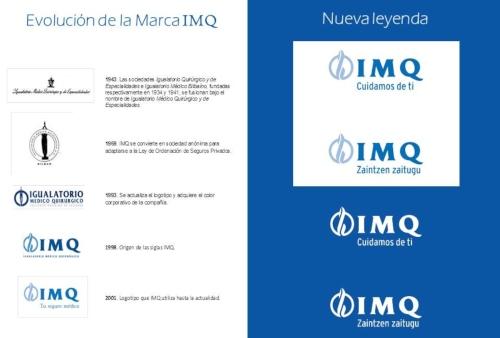 IMQ renueva la leyenda de su marca