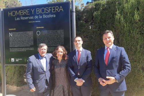 Fundación Axa patrocina la exposición Hombre y Biosfera