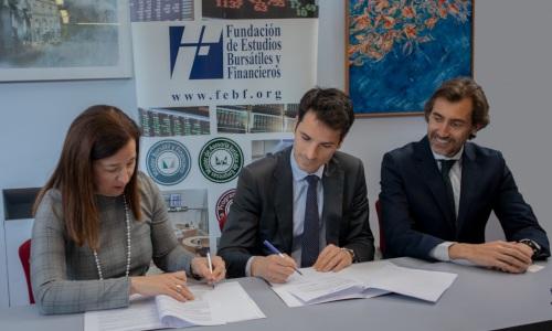 Marsh se incorpora a la Fundación de Estudios Bursátiles y Financieros