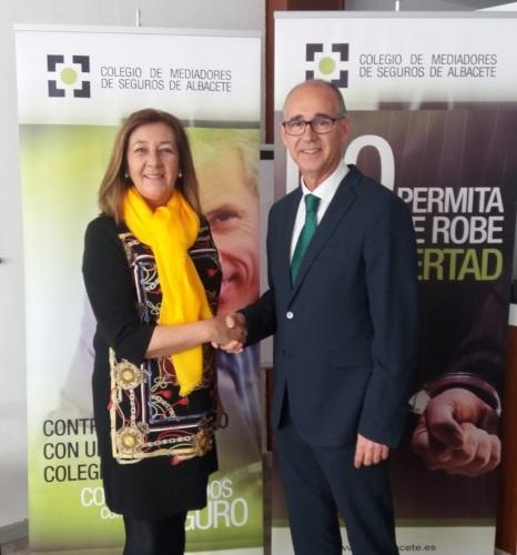Plus Ultra y el Colegio de Albacete consolidan su apuesta por la mediación