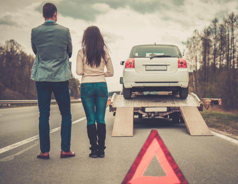 Principales incidencias en los vehículos durante la Semana Santa