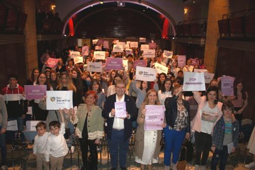 Seguros Bilbao se compromete en la lucha contra el machismo