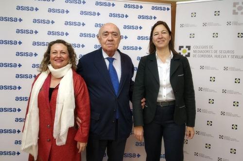 Asisa colabora con los Colegios andaluces