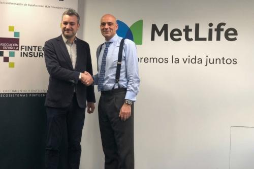 MetLife y La Asociación Española de Fintech e Insurtech apuestan por la innovación
