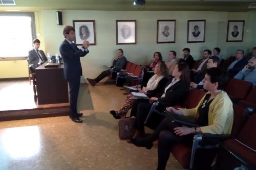 Berkley forma en responsabilidad civil profesional a los mediadores andaluces
