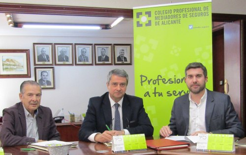Plus Ultra y el Colegio de Alicante colaboran para impulsar la mediación