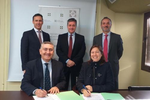 Reale y los Colegios de Córdoba, Huelva y Sevilla firman un acuerdo de colaboración