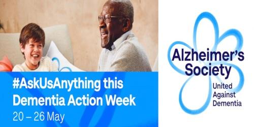 QBE España se une, durante la semana del 20 al 26 de mayo, a la celebración de la Dementia Action Week