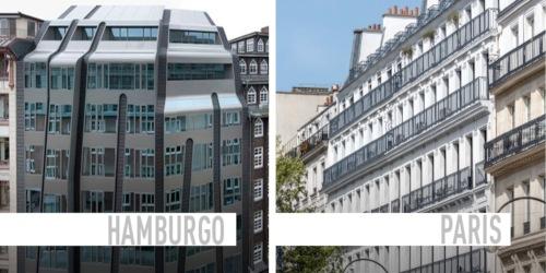 """Mapfre invierte 50 millones de euros en dos edificios de oficinas """"prime"""" en París y Hamburgo"""