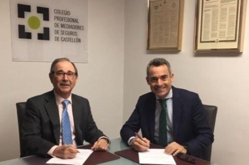 Plus Ultra y el Colegio de Castellón afianzan su compromiso con la mediación
