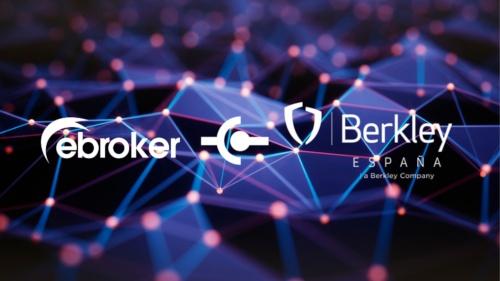 Berkley y ebroker activan la conectividad de pólizas y recibos