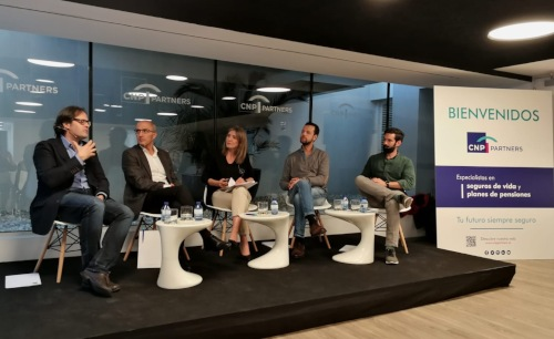 CNP Partners reúne expertos en emprendimiento e innovación