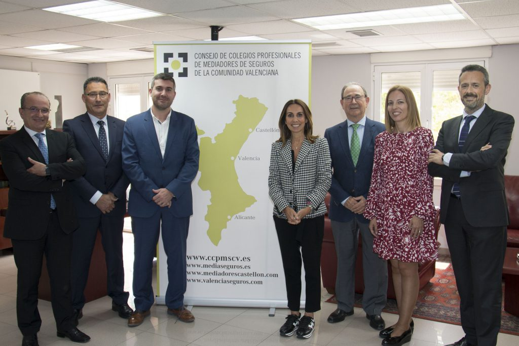 Mónica Herrera, nueva presidenta del Consejo de la Comunidad Valenciana