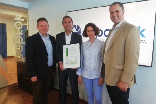 Espabrok obtiene el certificado de calidad QSIM