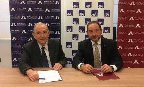 AXA y el Colegio de Mediadores de Barcelona, juntos por la mediación