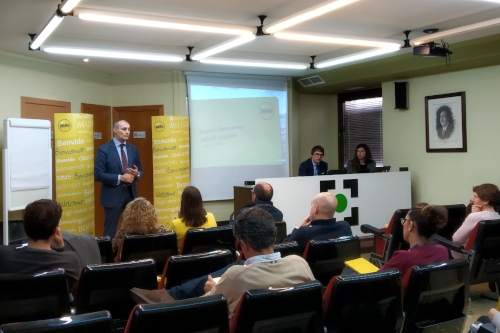Los mediadores andaluces aprenden con Arag sobre inbound marketing