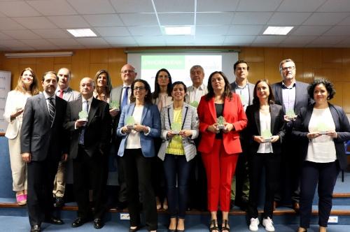 MAZ premia a las empresas españolas impulsoras de prácticas saludables