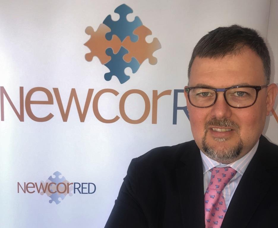 Newcorred presenta a Álvaro Garzón, nuevo gerente de la asociación