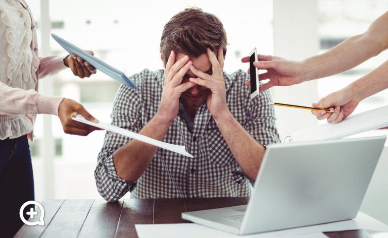 Controlar el estrés laboral