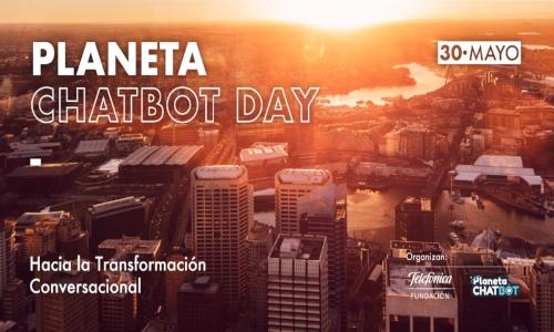 Chatbots y voicebots, protagonistas del segundo aniversario de Planeta Chatbot