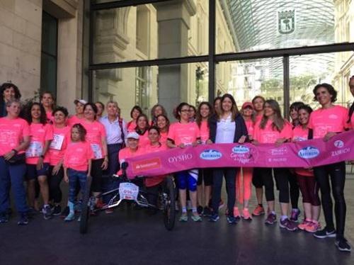 Zurich con la Carrera de la Mujer 2019