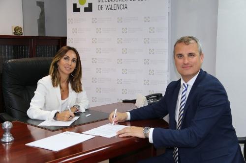 El Colegio de Valencia y Previsora General siguen juntos