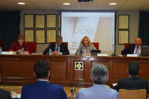 La Asamblea del Colegio de Madrid respalda la gestión de la Junta de Gobierno