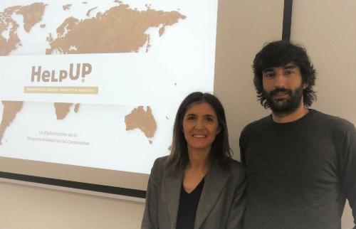 CNP Partners involucra a sus empleados en iniciativas sociales a través de HelpUP