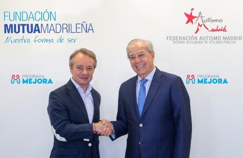 Fundación Mutua Madrileña facilita terapias a menores con autismo
