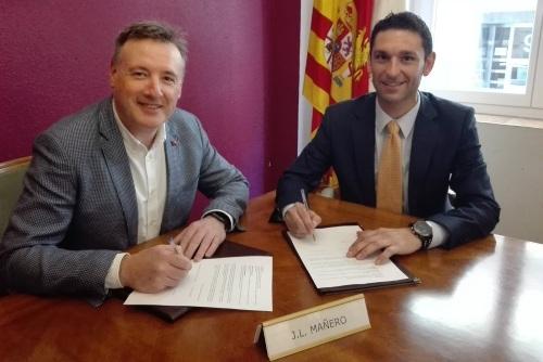Los mediadores de Zaragoza y Teruel prolongan su relación con Codeoscopic