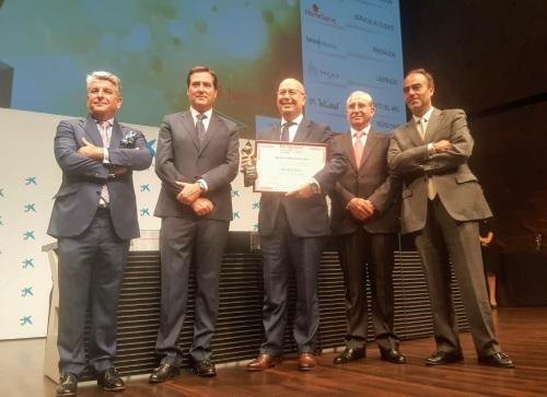 HomeServe recibe el Premio Dirigentes por su servicio al cliente