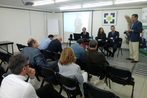 Jornada de análisis de contratos con Allianz en el Colegio de Guipúzcoa