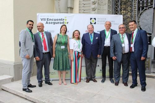 Los mediadores de Córdoba, Huelva y Sevilla celebran el VII encuentro asegurador