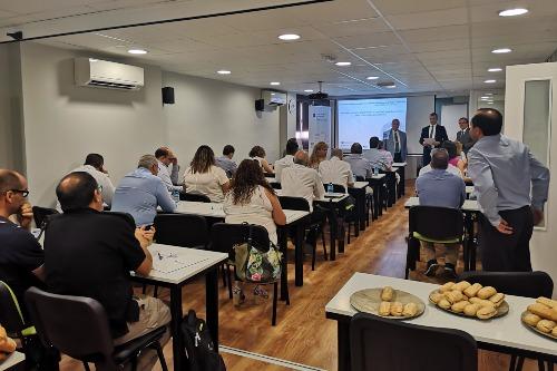 Previsora General organiza en el Colegio de Murcia el VI Simposio Anual