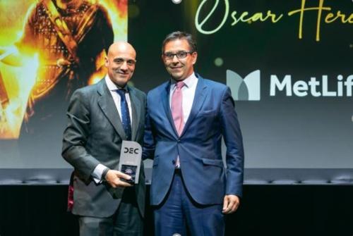 Óscar Herencia, el mejor Directivo del año en Experiencia de Cliente