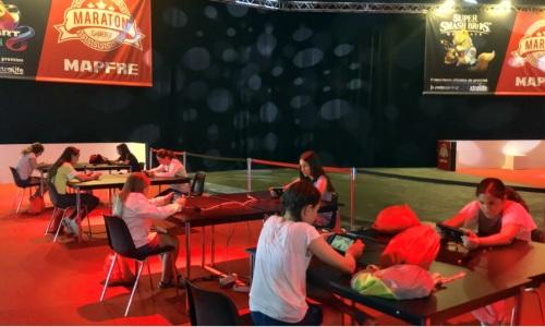 Mapfre y LVP impulsan las carreras Steam entre las hijas de empleados