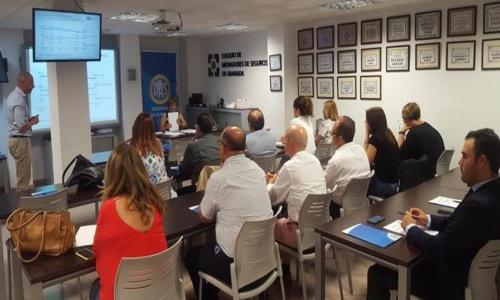 DAS forma sobre la defensa jurídica inmobiliaria a los mediadores de Granada y Gerona