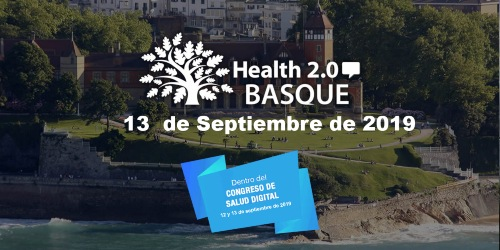 Health 2.0 Basque abre convocatoria para el Congreso de Salud Digital 2019