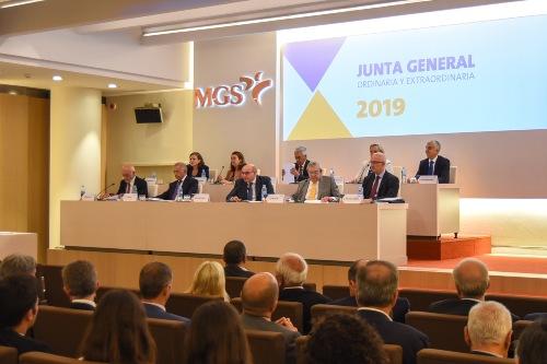 MGS Seguros presenta resultados que confirman la buena tendencia