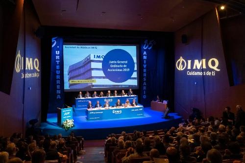 IMQ aprueba por unanimidad la gestión del consejo