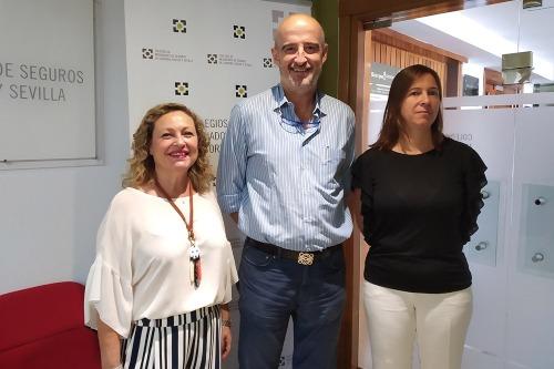 Liberty se incorpora al programa de formación de los Colegios de Córdoba, Huelva y Sevilla