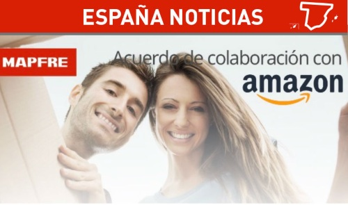 1 trébol, 1 euro: Los clientes de Mapfre tienen descuentos en Amazon