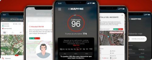 CaReward, el sistema Mapfre que premia por buena conducción