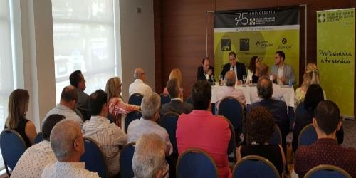 Disrupción tecnológica, pymes y ciberseguridad en el Colegio de Alicante