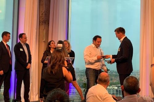 Klinc by Zurich gana el oro al Producto y Servicio de Innovación