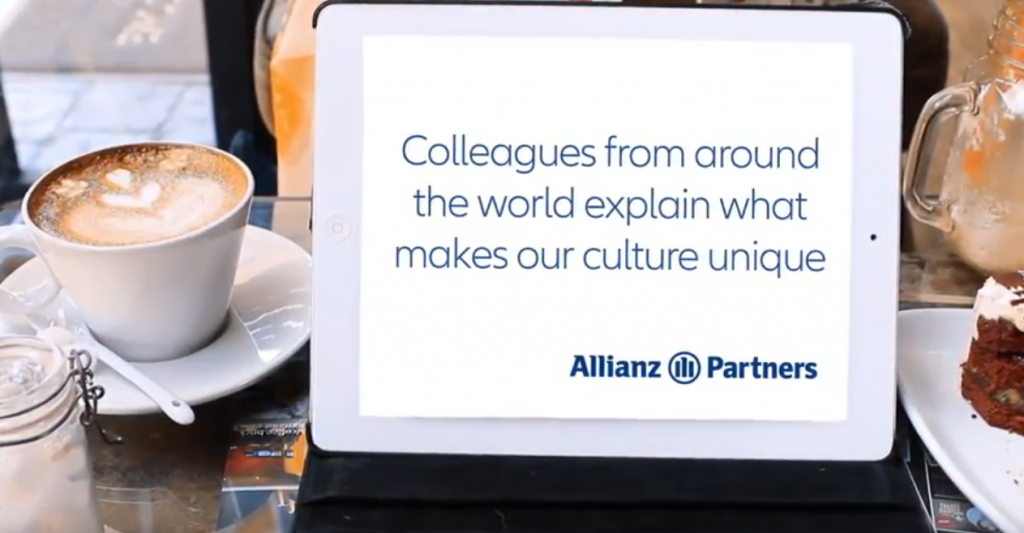 One Company Culture, la nueva cultura corporativa de Allianz Partners