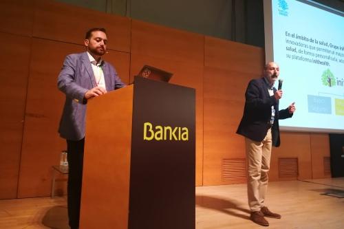 Inithealth participa en el Congreso Internacional Bockchain de Granada
