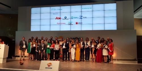 VASS ha sido reconocida en los 6 Premios Salud y Empresa RRHH Digital, por su proyecto VASS Care: