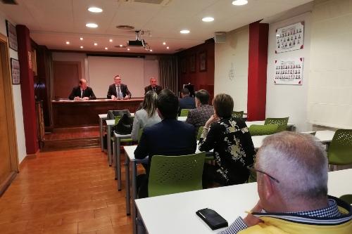 El Colegio de Zaragoza abre el plazo de inscripción del Curso CECAS